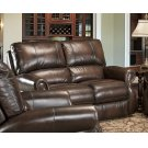 Hawthorne Brown Power Loveseat Product Image