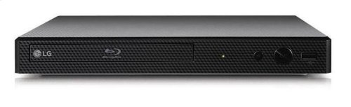 Blu-ray Disc Player with Streaming Services and Built-in Wi-Fi®