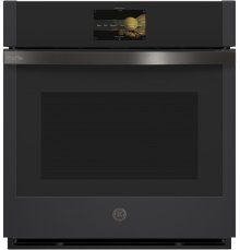 "GE Profile Series 27"" Built-In Convection Single Wall Oven"