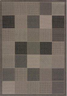 Solarium Patio Block Grey Rugs