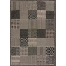 Solarium Patio Block Grey Rugs