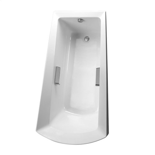 Soirée® 6' Soaker Bathtub 72-3/8 - Cotton