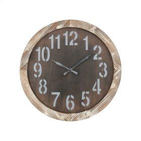 Alamogordo Wall Clock