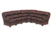 Austin High Back Sectional
