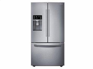 Rf28hfedbsr Samsung 28 Cu Ft French Door Refrigerator