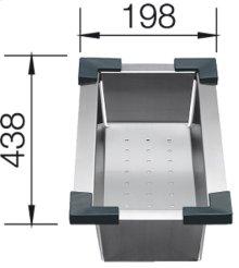 Colander Stainless Steel
