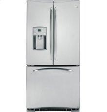 GE Profile Series ENERGY STAR® 22.0 Cu. Ft. Refrigerator with External Dispenser