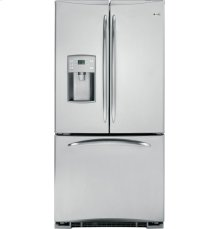 GE Profile Series ENERGY STAR® 22.0 Cu. Ft. Refrigerator with External Dispenser