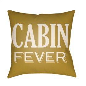 "Lodge Cabin LGCB-2031 26"" x 26"""