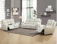 """Laurel Pwr-Pwr Chair, Ivory, 40""""x41""""x40"""""""