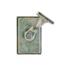 Stepped Handrail Bracket Silicon Bronze Medium