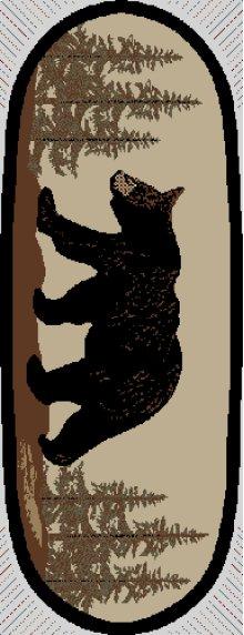 AD3873 - Bearwalk