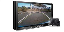 "In-Dash Navigation AV Receiver with 7"" WVGA Touchscreen Display and included ND-BC8 Back-Up Camera"