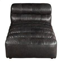 Ramsay Leather Chaise