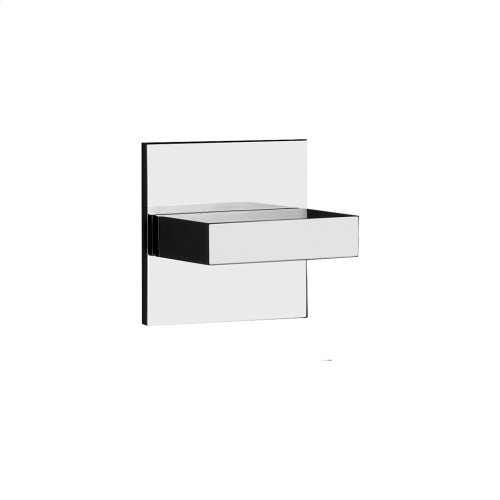 """TRIM PARTS ONLY External parts for individual thermostatic volume control High capacity 3/4"""" connections Vertical/Horizontal application Anti-scalding Requires in-wall rough valve 39683"""
