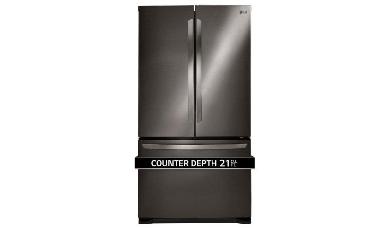 Lfc21776d In Black Stainless Steel By Lg In Tampa Fl 21 Cu Ft