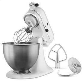 Ultra Power® Series 4.5-Quart Tilt-Head Stand Mixer - White