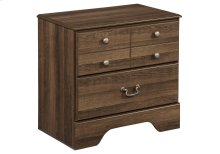 RED HOT BUY ! Two Drawer Night Stand