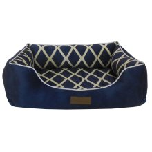 Comfy Pooch Diamond Printed Pet Bed HD95-300