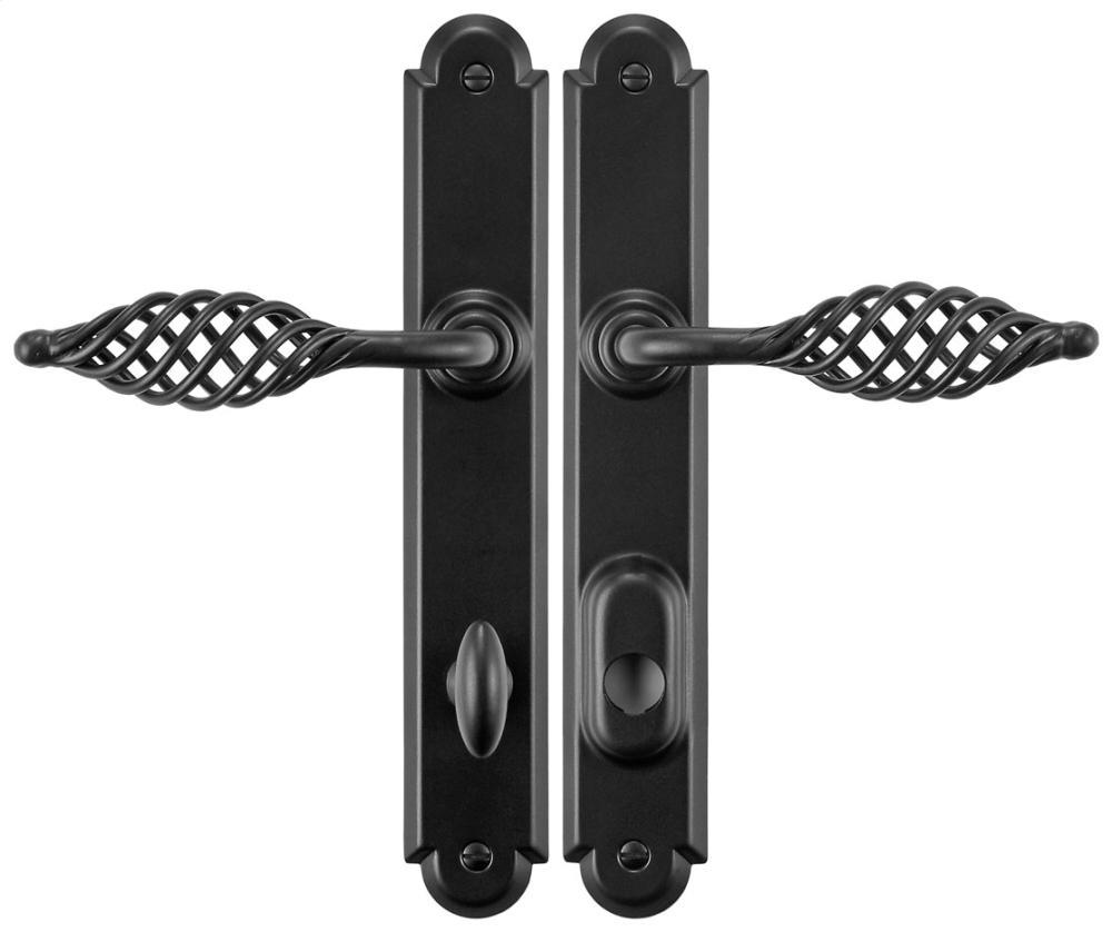 Multipoint System Set - Patio trim set with inside turn piece w/o mechanism