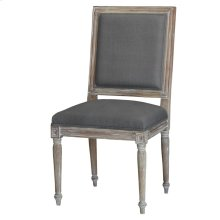 London Dining Chair with Lion Handle