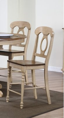 Sunset Trading Brook Napoleon Barstool (Set of 2) - Sunset Trading