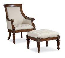 Ernest Hemingway ® Anson Ottoman (Fabric)
