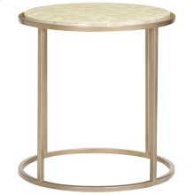 Villa Round End Table Base P339E