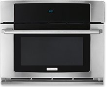 "27"" Built-In Microwave Oven with Drop-Down Door"
