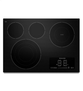 30-Inch 4 Element Electric Cooktop, Architect® Series II - Black