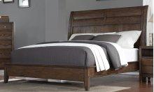 Durango Queen Sleigh Bed