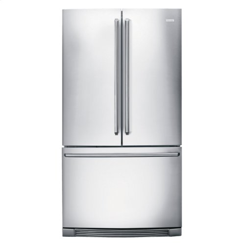 Standard-Depth French Door Refrigerator with IQ-Touch Controls - FLOOR MODEL