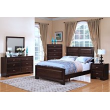 6/6 EK Headboard & Footboard