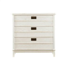 Coastal Living Resort Cape Comber Bachelor's Chest in Nautical White