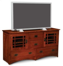 Prairie Mission TV Stand, Extra Large
