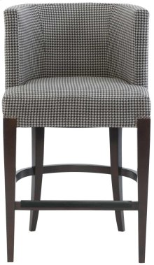 Humboldt Bar Stool in Cocoa