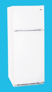 Ft. Single Door Refrigerator/Freezer