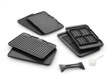 Livenza Digital All-Day Grill with Waffle Plates CGH1030D