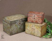Hobnail, Boxes, S/3