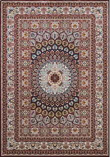 Antiquities Jaipur Ruby Rugs