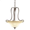 Wedgeport Collection Inverted Pendant 2Lt