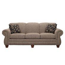Sofa with Brass Tacks