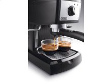 De'Longhi Manual Espresso Machine - EC 155