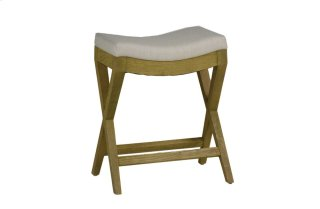 "Shaw 23.25"" Counter Stool - Burnished Oak"