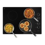 Amana 30-Inch Electric Cooktop With Multiple Settings - Black