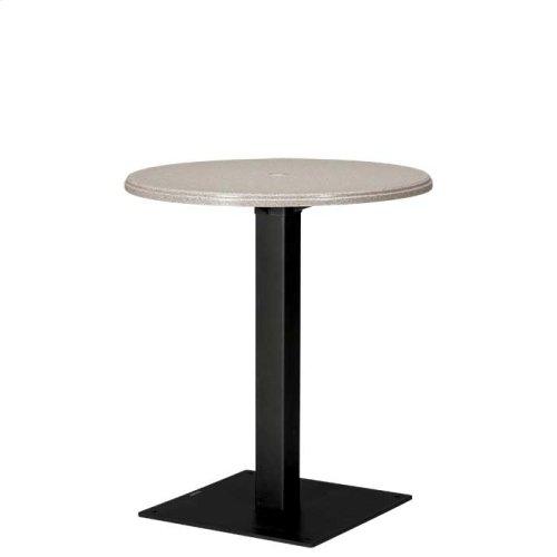 Cabana Club Pedestal Bar Table Base