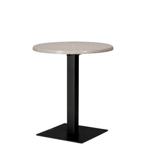Cabana Club Pedestal Bar Table Base