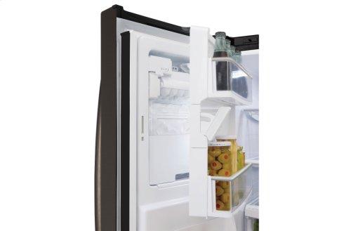27 cu. ft. Ultra Capacity 3-Door French Door Refrigerator