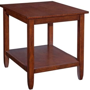 Counterparts End Table