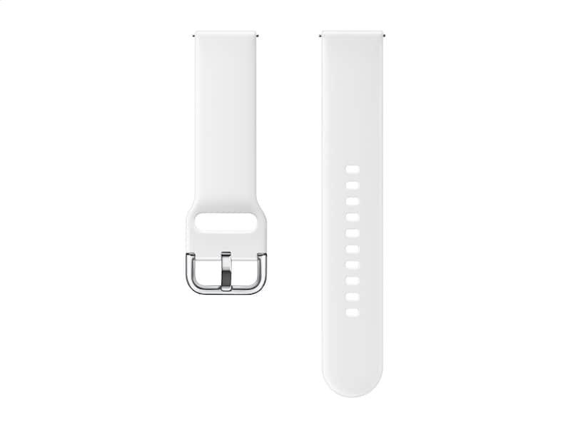 ETSFR50MWEGUJ in White by Samsung in Woodruff, WI - Silicone Band